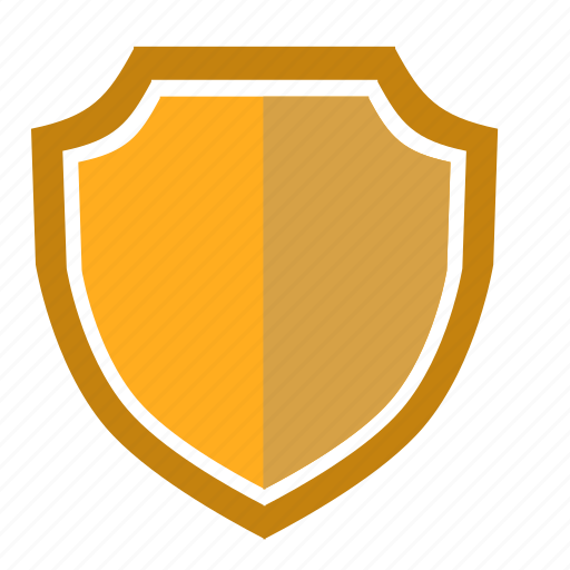 emblem, force, safety, security, shield icon