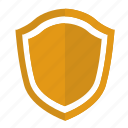 decoration, force, security, shield, sign icon