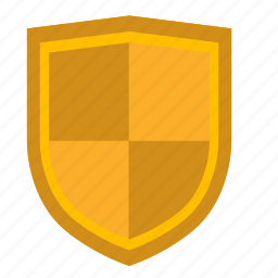 game, safety, security, shield icon