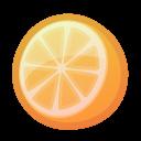 citrus, orange, tropical, fresh, juicy icon
