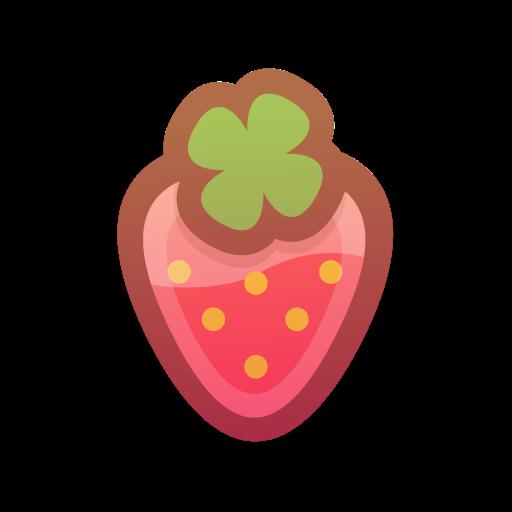 berry, dessert, food, strawberry, sweet icon
