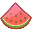 sweet, watermelon, dessert, food, juicy icon