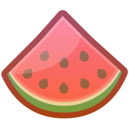 dessert, food, juicy, sweet, watermelon icon
