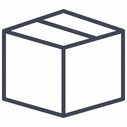 box, crate, delivery, package, product, shipping icon