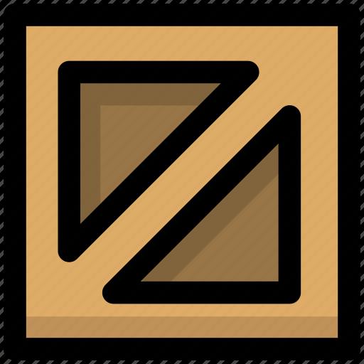 cargo, goods, logistics icon