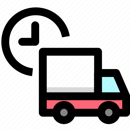 cargo, goods, logistics, shipping, transport, truck icon