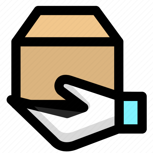 cargo, delivery, goods, logistic, logistics, takeaway icon