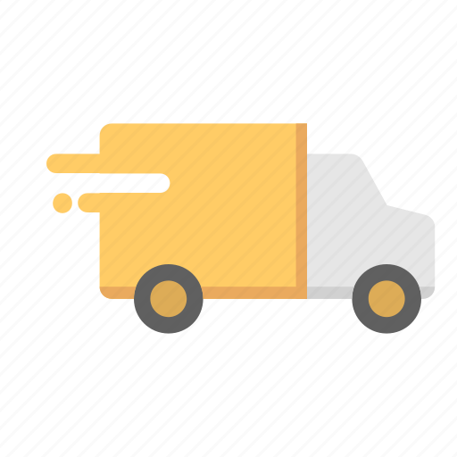 and, car, delivery, shipping, truck icon