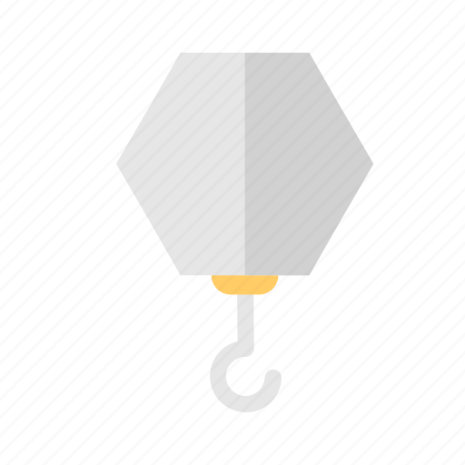 and, delivery, hook, shipping icon