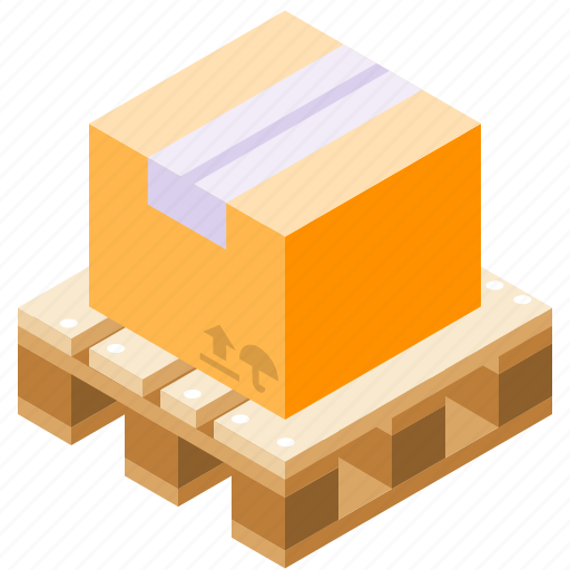 box, cardboard, delivery, packaging icon