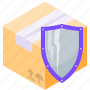 delivery, protection, shield, shipping