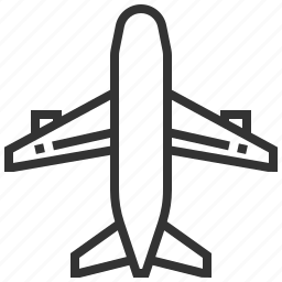 airplane, cargo, delivery, export, logistic, service, shipping icon