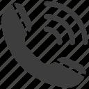 call sign, conversation, customer service, phone, talk