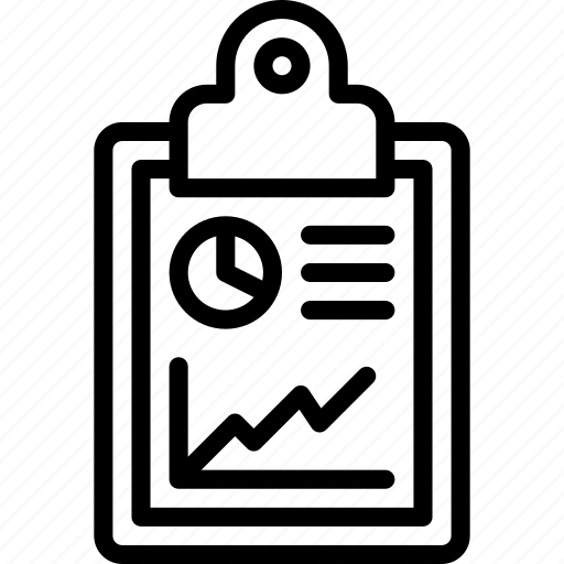 clipboard, delivery, details, logistics, notes, shipping icon