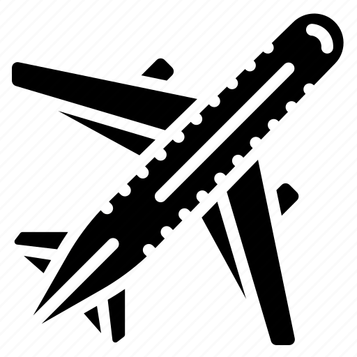 Aeroplane, air, delivery, logistics, plane, shipping icon - Download on Iconfinder