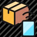 smartphone, shipment