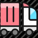 shipment, truck