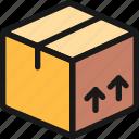 shipment, upload