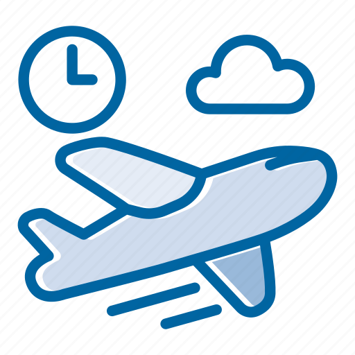 airway, airway shipping, cargo, delivery, fly, plane, shipping icon