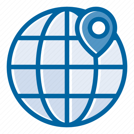 delivery, location, map marker, pin map, point of delivery, shipping, world map icon