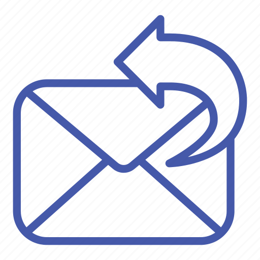 box, delivery, mail, post, return, service, shipping icon