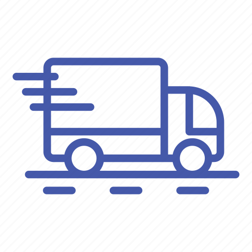 courier, delivery, express, fast, service, shipping, transportation icon