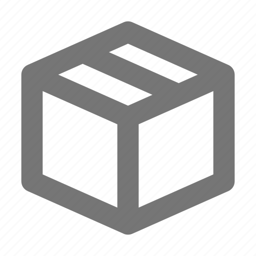 box, delivery, gift, logistics, package, shipping icon