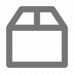 box, delivery, gift, logistics, package, shipping, shopping icon