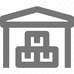 box, delivery, gift, logistics, package, shipping, storage, warehouse icon