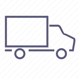 delivery, lorry, move, shipping, transport, transportation, van icon