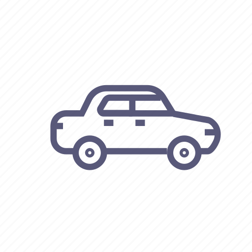 car, courier, delivery, road trip, shipping, transport, transportation icon