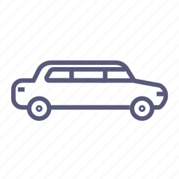 car, important, limousine, shipping, transport icon