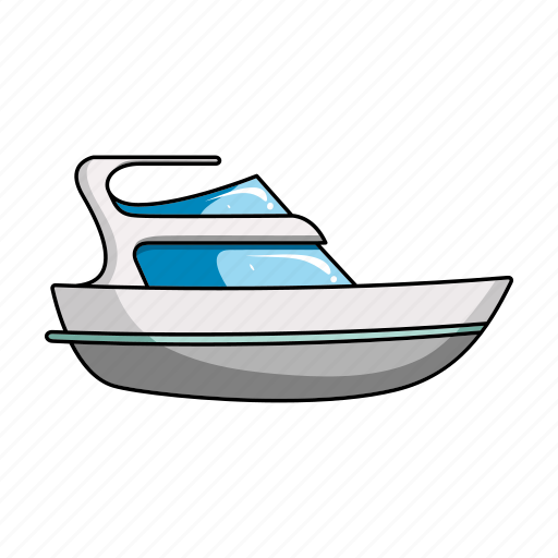 Boat, ship, transport, vehicle, water, yacht icon - Download on Iconfinder