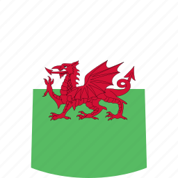 shirt, wales icon