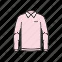 clothing, garment, jacket, male clothes, polo shirt, shirt, sweatshirt