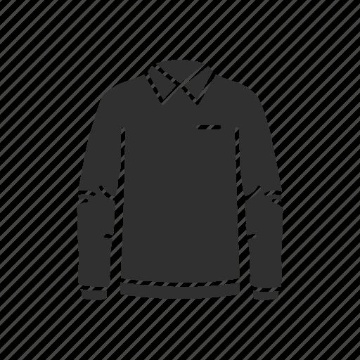 clothing, fashion, garment, longsleeve, polo shirt, shirt, sweatshirt icon