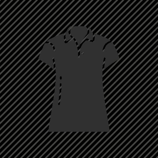 Clothing, dress, fashion, garment, polo, polo shirt, shirt icon - Download on Iconfinder
