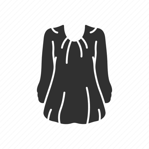 Blouse, clothing, dress, fashion, garment, shirt icon - Download on Iconfinder