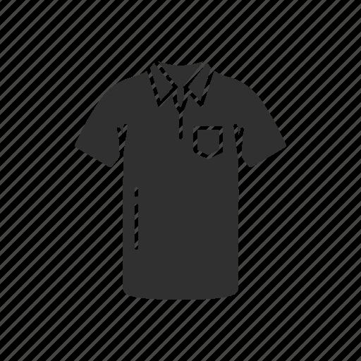 clothing, fashion, garment, polo, polo shirt, shirt, t-shirt icon
