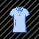 longsleeve, male clothes, polo, polo shirt, shirt, sweatshirt icon
