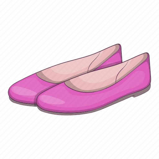 cartoon, fashion, glamour, shoes, sign, womens icon