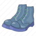 boots, cartoon, fashion, footwear, male, mens, sign icon