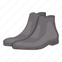 boot, cartoon, fashion, footwear, mens, sign, winter icon