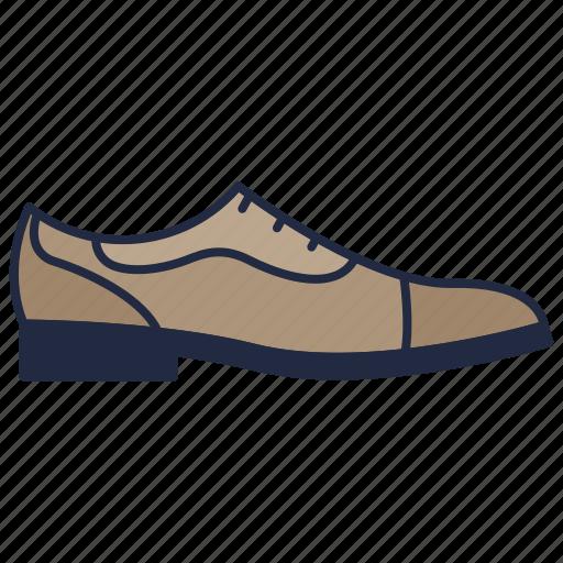 bata, elegant, fashion, leather, man, shoes, walking shoes icon