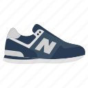 blogger, fashion, hipster, new balance, shoes, sneakers, trainers icon
