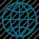 earth, global, globe, language, planet, world icon