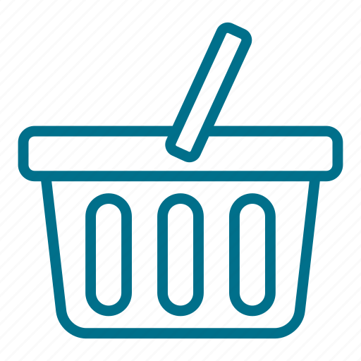 basket, cart, payment, shop, store, trolley icon