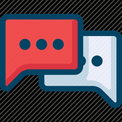 bubble, chat, comment, conversation, support icon