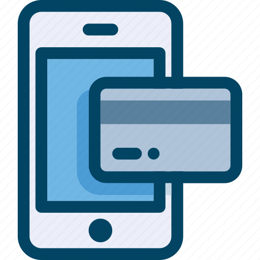card, mobile, pay, payment, phone icon