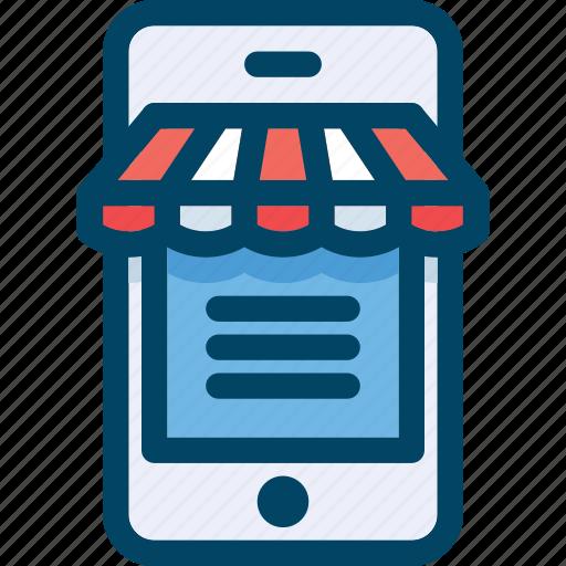 buy, commerce, ecommerce, mobile, phone, shop, shopping icon